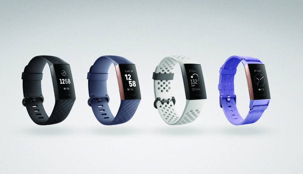 fitbit charge 3 PULSERA FITBIT CHARGE 3